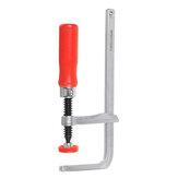 Drillpro Quick Screw Führungsschienenklemme für MFT Tisch- und Führungsschienensystem Holzbearbeitung F Klemme DIY Tool 180KG Klemmdruck