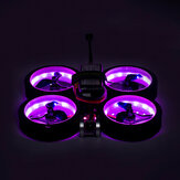 Diatone MXC Taycan Cinewhoop Pièce Colorful SW2812 LED Light Board & 4 PCS Duct RC Drone FPV Racing Cinewhoop