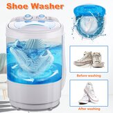 4,5 kg Portable Shoes Wasmachine Wasmachine voor Lazy Shoes Cleaner