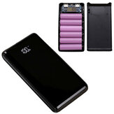 Bakeey LCD Screen Digital Display 6 x 18650 Batteria Power Bank Custodia per telefono cellulare