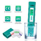 Testeur de qualité de pH-mètre numérique pour aquarium domestique d'eau potable hydroponique