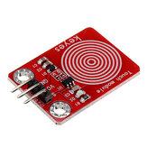 Keyes Brick Capacitive Touch Sensor (Pad-Loch) Anti-Reverse mit Pin-Header-Modul