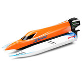 Wltoys W915A 2.4G brushless RC Boat High Speed 45km/h F1 Vehicle Toys