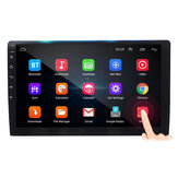 10.1 Inch 2 DIN for Android Car Stereo Radio Multimedia Player Quad Core 1+16G GPS Nav WiFi DAB+