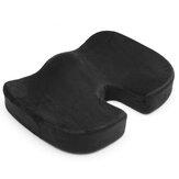 Almofada de assento de cadeira de escritório Almofada de assento de carro Travesseiro de espuma da memória Soft