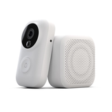 Zero AI Face Identification 720 P IR Night Vision Vídeo Campainha Definir Movimento Detecção SMS Push Intercom Cloud Storage Livre De Xiaomi Youpin