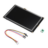 Nextion Enhanced NX8048K070 7.0 Inch HMI Intelligent Smart USART UART Serial Touch TFT LCD Module