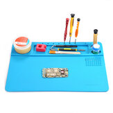 38x36cm Soldering Mat Phone Repair Desk Pad Maintenance Station Heat Insulation