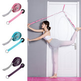 2.4M Doorway Yoga Band Schouder Benen Stretch Hangband Gymnastiek Home Fitness Oefeningstools