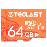 TECLAST 64G TF Micro SD Card U1 C10 Memory Card 16G 32G 64G  for Smart Phone