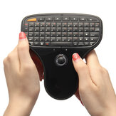 N5901 2.4GHz Sans fil Mini Keyboard TrAckball Air Mouse