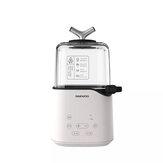 DAEWOO K3 850W 2.35L Luftfryserovn Elektrisk Ingen Olie Intelligent Mini 3D Luftfrit Teknologi Et-klik-switch Grillning fra økologisk kæde