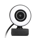 720p/1080p Mini Beauty Computer Webcam with Microphone USB High Definition Camera Web For PC Laptop Supplies