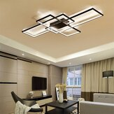 Dimbare acryl moderne LED-plafondlamp Lamp Home woonkamer armatuur Decor