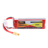 ZOP Power 7.4V 2200mAh 60C 2S Lipo Batterie XT60 Plug for RC Drone