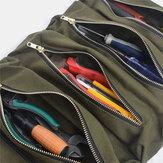 Çok fonksiyonlu Tuval Süspansiyon Araba Depolama Çanta Parçalar Çanta Taşınabilir Depolama Çanta Araba Kit için