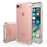 Air Cushion Soft TPU Transparent Shockproof Protective Case For iPhone 7 / for iPhone 8 / for iPhone SE 2020