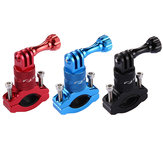 PULUZ PU223 Fiets Aluminium Stuur Adapter Mount Stand Holder voor Action Sportscamera