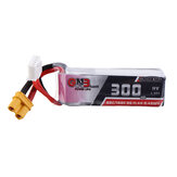 Gaoneng GNB 11.4V 300mAh 80C 3S XT30 Plug Lipo Battery for URUAV UR85/UR85HD Mobula7 HD Sailfly-X RC Drone