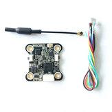 Mini VTX5848 48CH 5.8G 25/100 / 200mW Przełączalny FPV RC Drone VTX Moduł nadajnika wideo Sterowanie OSD