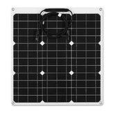 120W 18V Monokrystaliczny, wysoce elastyczny panel słoneczny Panel mono Wodoodporny