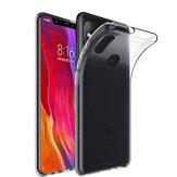 BakeeyUltraThinSoftHoussede protection en TPU pour Xiaomi Mi8 Mi8