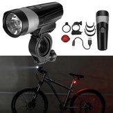 WHeeLUP600LMjuegodeluces de bicicleta bicicleta de luz trasera luz Set USB recargable IPX4 Impermeable
