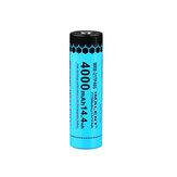IMALENT MRB-217P40S 4000mAh 21700-batteri med høj kapacitet Type-C Genopladeligt batteri til LED-lommelygte