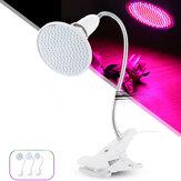 15 W 20 W 26 W E27 LED Ampul Kapalı Çiçek Bitki Büyüme Fide için Işık Büyümek Fide US Fiş AC85-265V