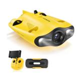 CHASING Gladius Mini Underwater Drone con 4K HD Cámara 2 horas de tiempo de trabajo One Retención de profundidad de tecla Transmisión en vivo Buceo Rescate RC Drone