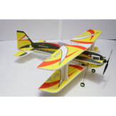 JADE TEAM King Air RC Airplane Ready to Fly EPP 750mm Wingspan 3D Aircraft Fixed Wing KIT