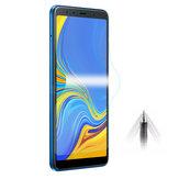 Enkayهيدروجيلتبوشاشةحاميل Samsung غالاكسي A7 2018 3d منحني حافة كاملة شاشة غطاء فيلم