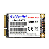 Goldenfir mSATA SSD SATAIII 64GB / 128GB / 256GB / 512GB / 1T Interne Solid State harde schijf voor laptop Notebook PC