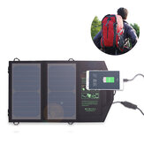 ALLPOWERS ZDB 5V 10W Solar Panel Portable Folding Solar Charger Solar Battery Charging for Phone Hiking Camping Outdoors