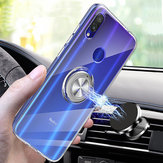 Bakeey Ultra-mince Transparent Anti-empreinte digitale Soft Housse de protection en TPU pour Xiaomi Redmi Note 7/Redmi Note 7 PRO