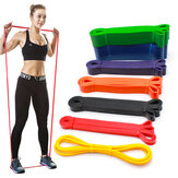 1pc 15-175LB Fitness Resistance Bands Pilates Yoga Band Multifunction Sport Elastic Rubber Band