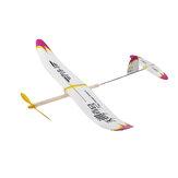 P1B-1 Резина Стандарты Самолет с ручным запуском Уровень Эластичный RC Самолет DIY Сборка Sky Voyager