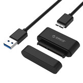 Orico 20UTS USB 3.0 SATA Ⅲ 6Gbps UASP 2.5inch HDD SSD External Hard Drive Adapter Converter Cable