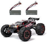 XLF X03 Two Battery Version RTR 1/10 2.4G 4WD 60km/h Brushless RC Car Model Electric Off-Road Vehicles