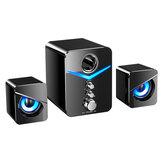 Computer bluetooth 5.0 Speaker USB Mobile Phone Subwoofer Speaker