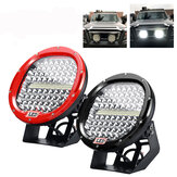 9 '' LED 30000LM 378W voiture moto phare phares étanche hors route camion SUV super lumineux