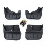 Juego de guardabarros Coche Mud Flaps Splash Guards para Subaru Forester SH 2008-2012