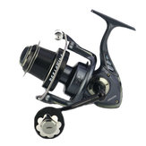 ZANLURE MR4000-7000 5.2: 1 13 + 1BB Gapless Full Metal Rueda Distante Hilado pesca Carrete
