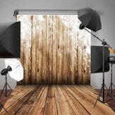 3x5FT ريترو الخشب الفينيل استوديو الصور خلفية التصوير خلفية جدار الطابق