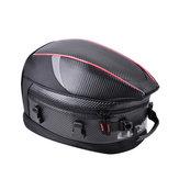リムーバブルオートバイテールバッグリアシートトップケース荷物ショルダーポケットボックス