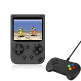 SUP II 3.0 Inch LCD Screen L/R Keys 8-Bit Built-in 500 Classic Games 1020mAh Rechargeable Portable Mini Handheld Game Console with Gamepad Support TV Connection