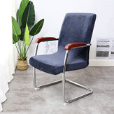 S/M/L Chair Cover Elastic All Inclusive Thickening Computer Chair Protect Suitable for Business Office Home Working Chair