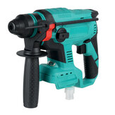 18V Cordless Rotary Hammer Drill Brushless Rechargeable Electric Hammer For Makita Battery