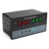 LCD Ei Brutschrank-Thermometer Automatik-Controller Ei Hatcher Temperatur Luftfeuchtigkeit Controller