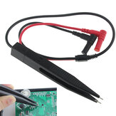 ANENG SMD Chip Composant LCR Test Outil Multimètre Pen Sonde Plomb Brucelle